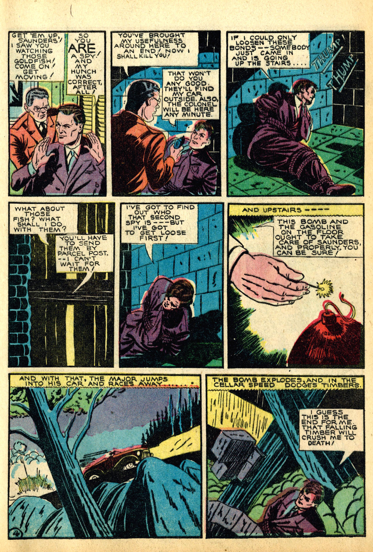 Read online Detective Comics (1937) comic -  Issue #50 - 41