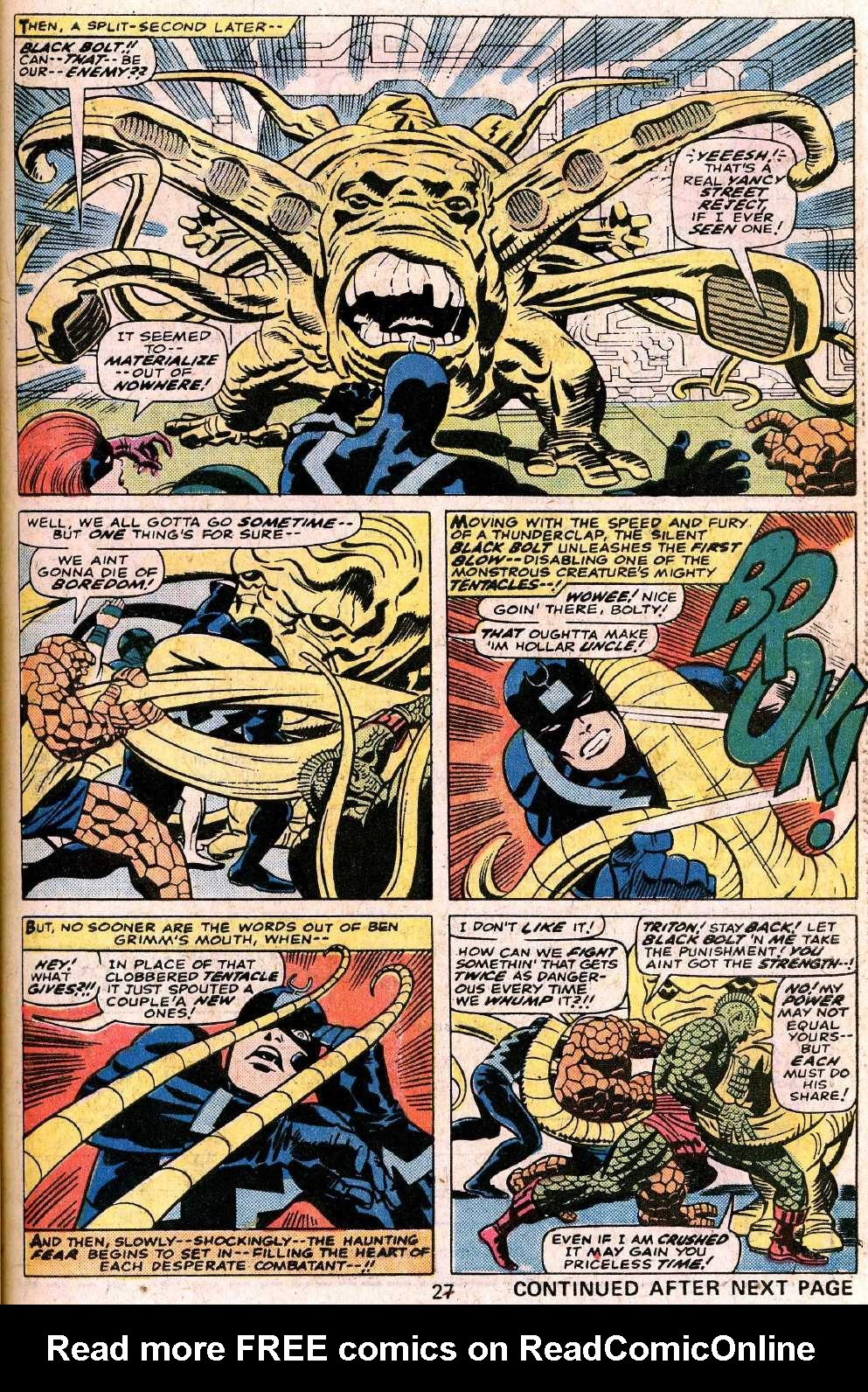 Giant-Size Fantastic Four issue 5 - Page 29