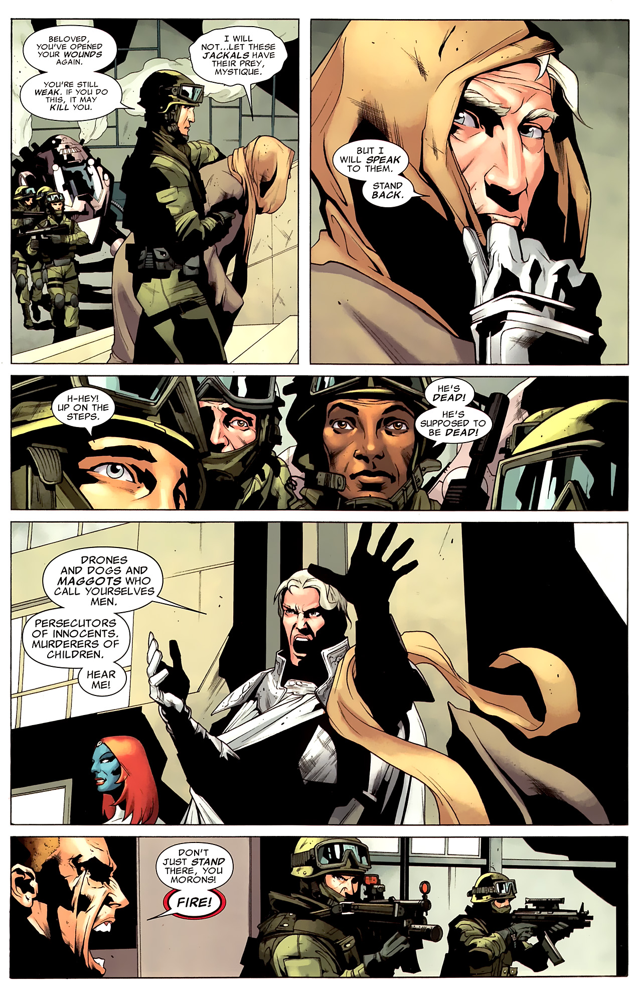 Read online Age of X: Alpha comic -  Issue #Age of X: Alpha Full - 38