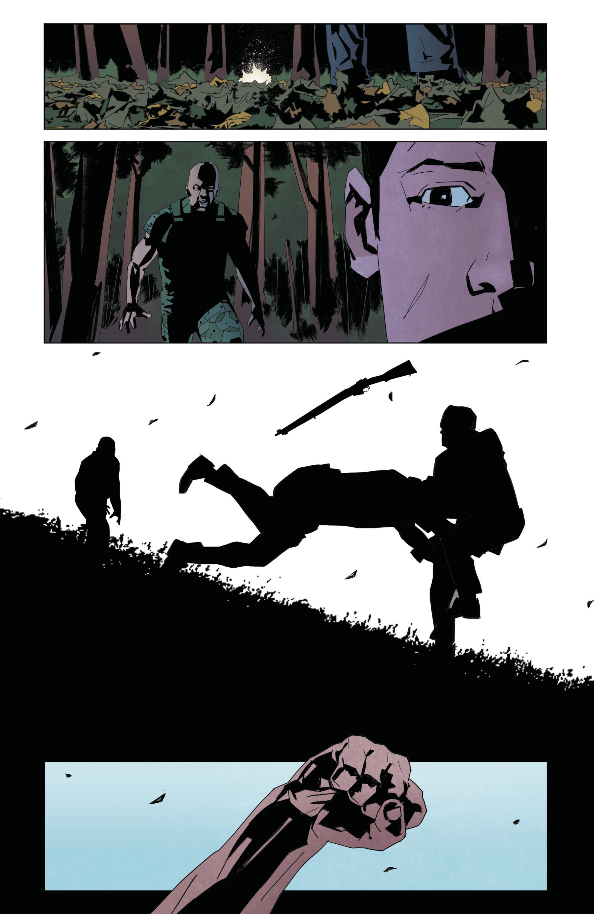 Read online James Bond: Service comic -  Issue # Full - 21