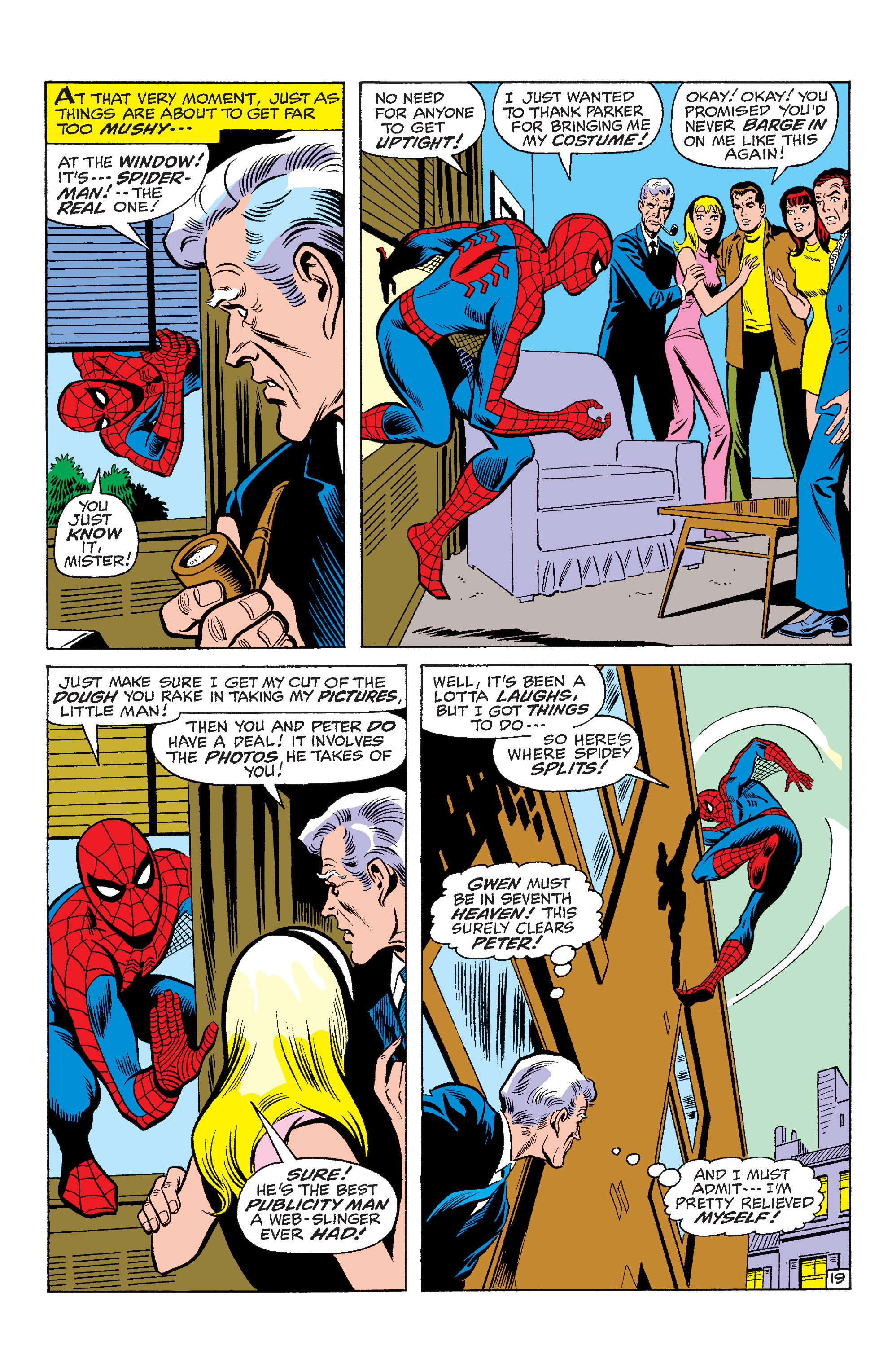 The Amazing Spider-Man (1963) 87 Page 18