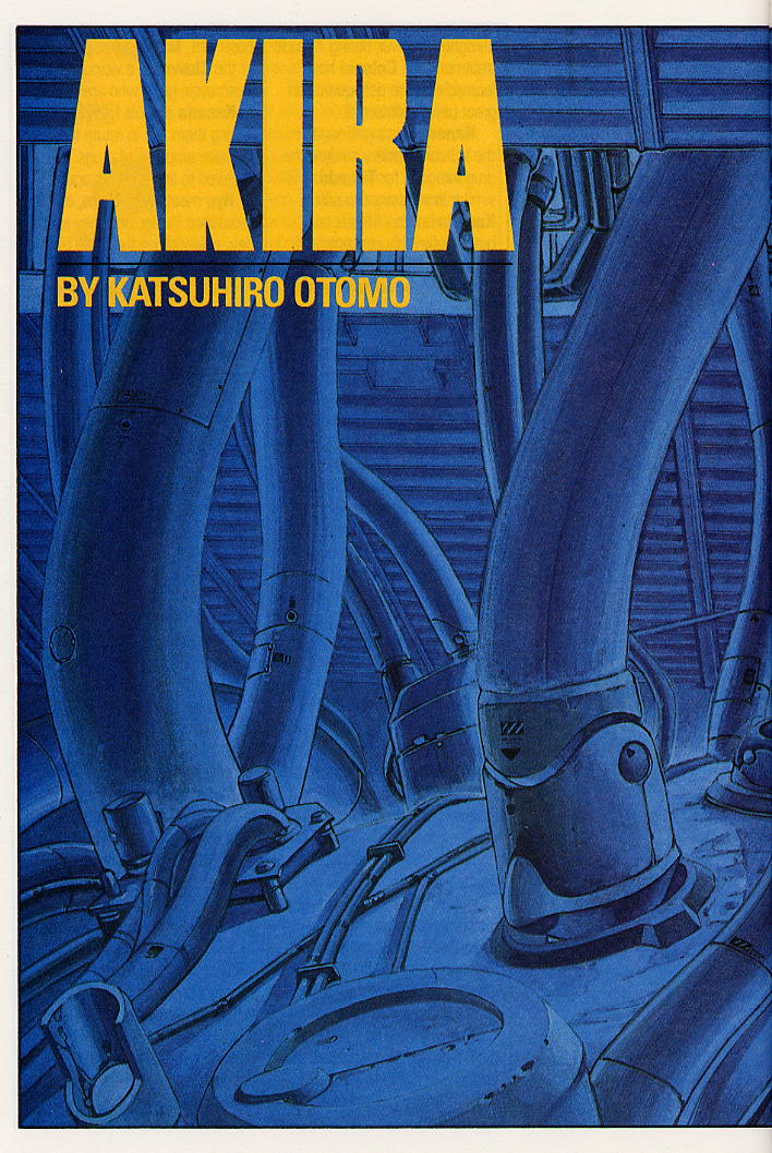 Read online Akira comic -  Issue #7 - 68