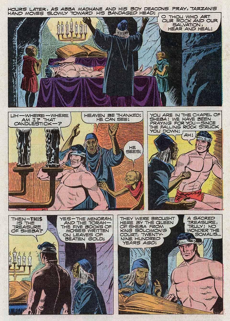Tarzan (1962) issue 204 - Page 17