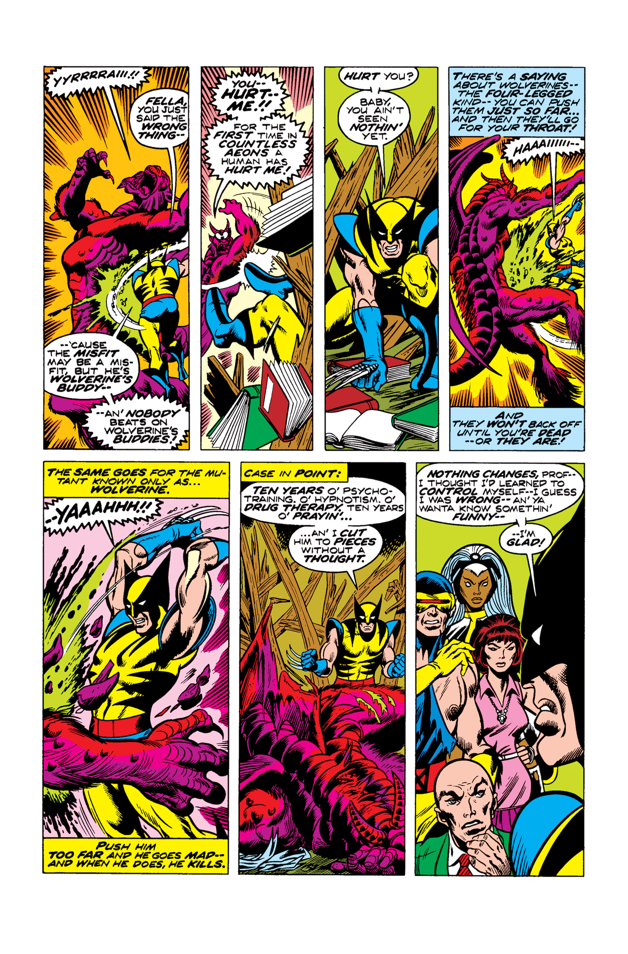 Uncanny X-Men (1963) 96 Page 13