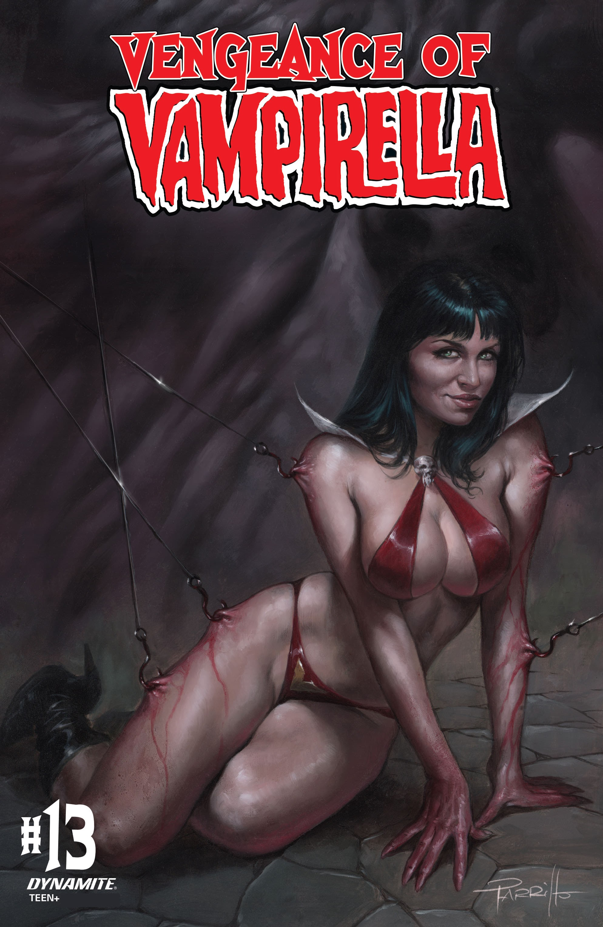Vengeance of Vampirella (2019) 13 Page 1