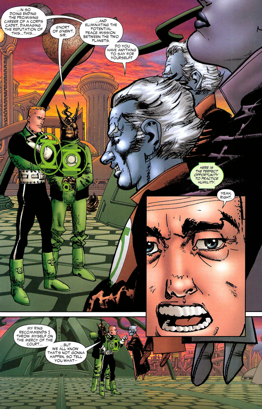 Read online Guy Gardner: Collateral Damage comic -  Issue #2 - 37