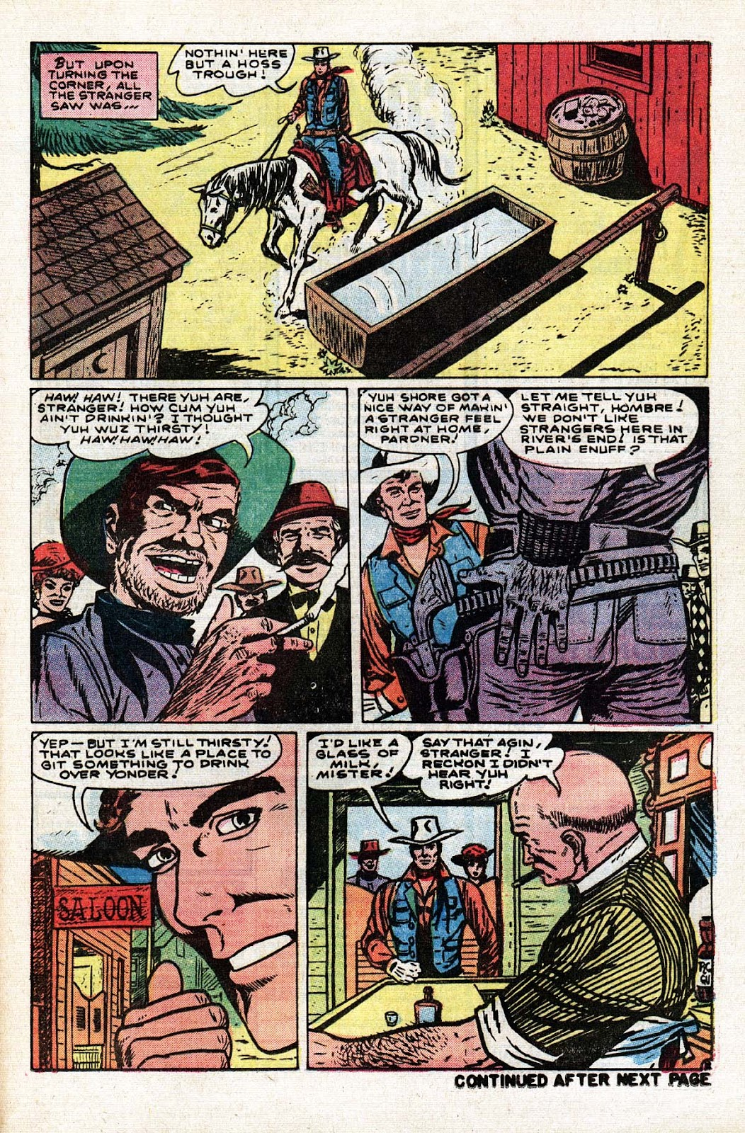 The Mighty Marvel Western issue 15 - Page 31