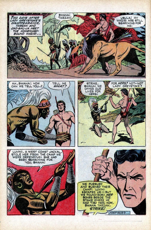 Tarzan (1962) issue 173 - Page 16