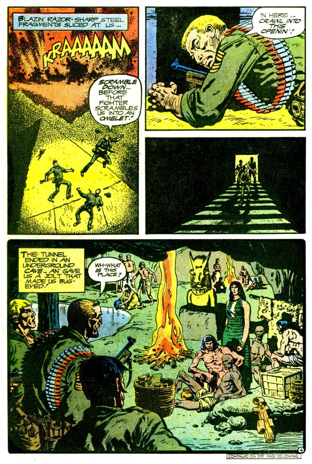 Read online Sgt. Rock comic -  Issue #332 - 5