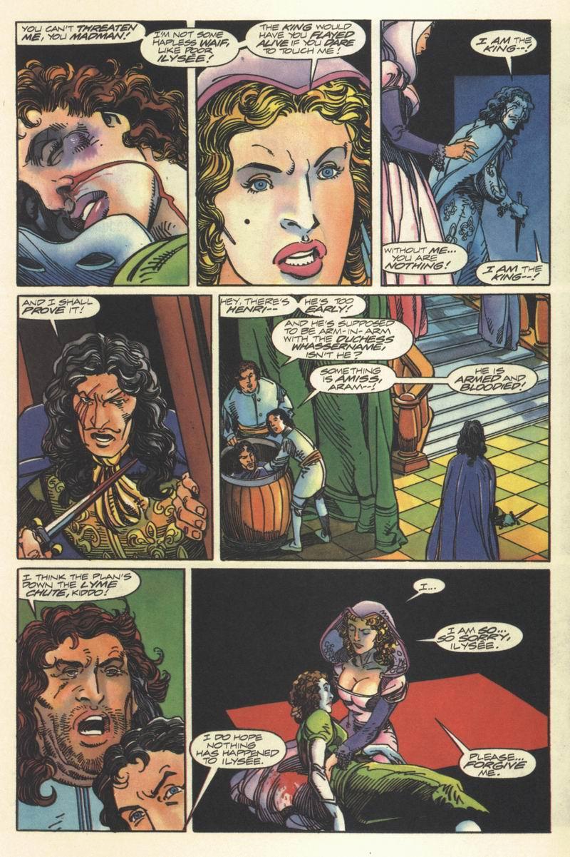 Read online Eternal Warrior (1992) comic -  Issue #8 - 23