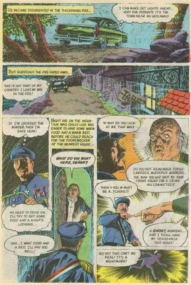 Read online Beyond the Grave (1983) comic -  Issue #10 - 21