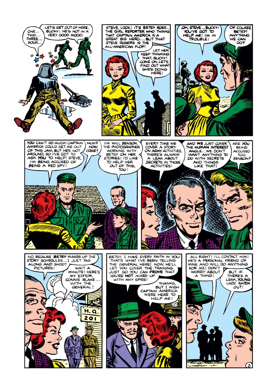 Captain America Comics 76 Page 3