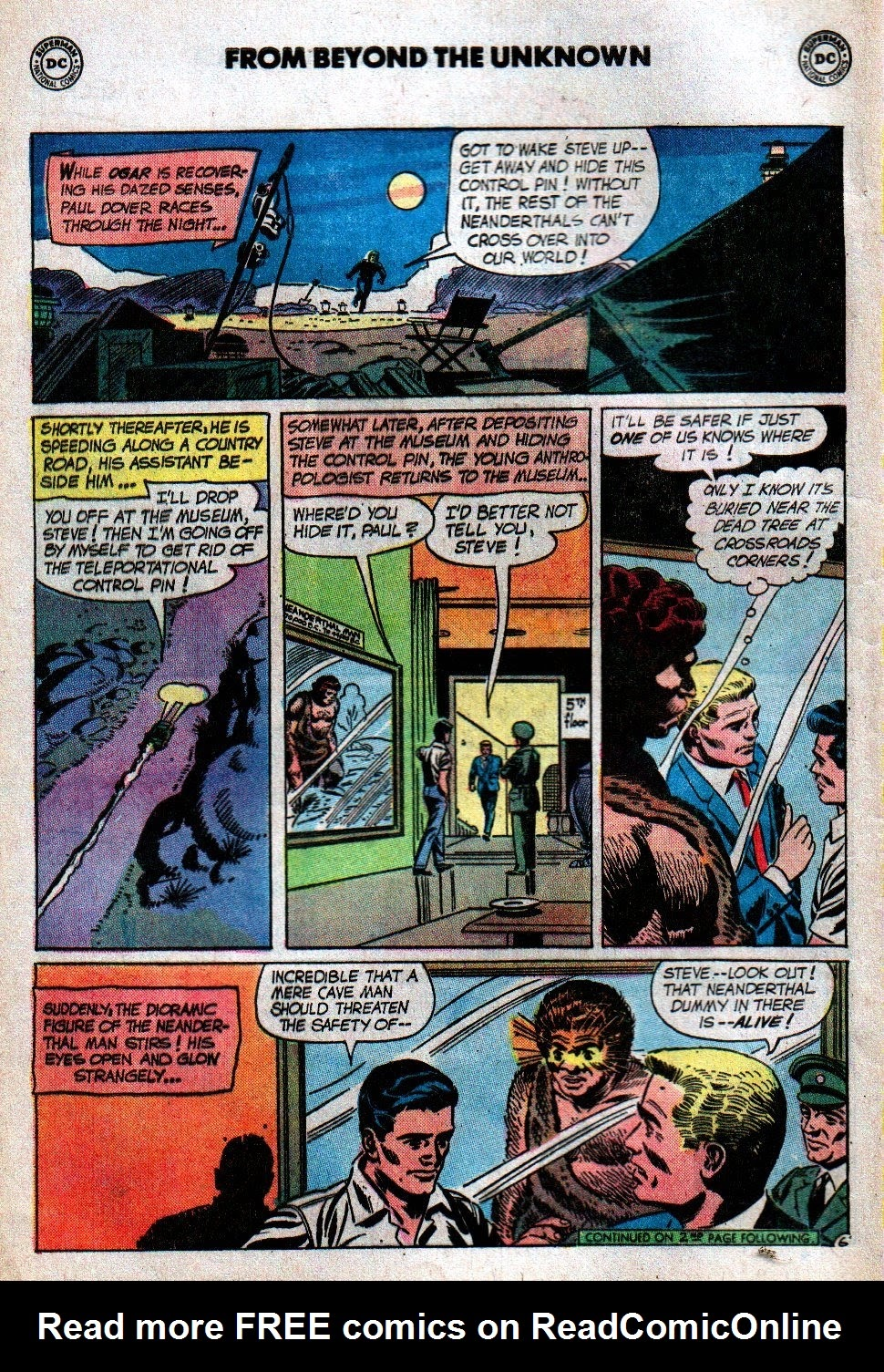 From Beyond the Unknown (1969) issue 19 - Page 8