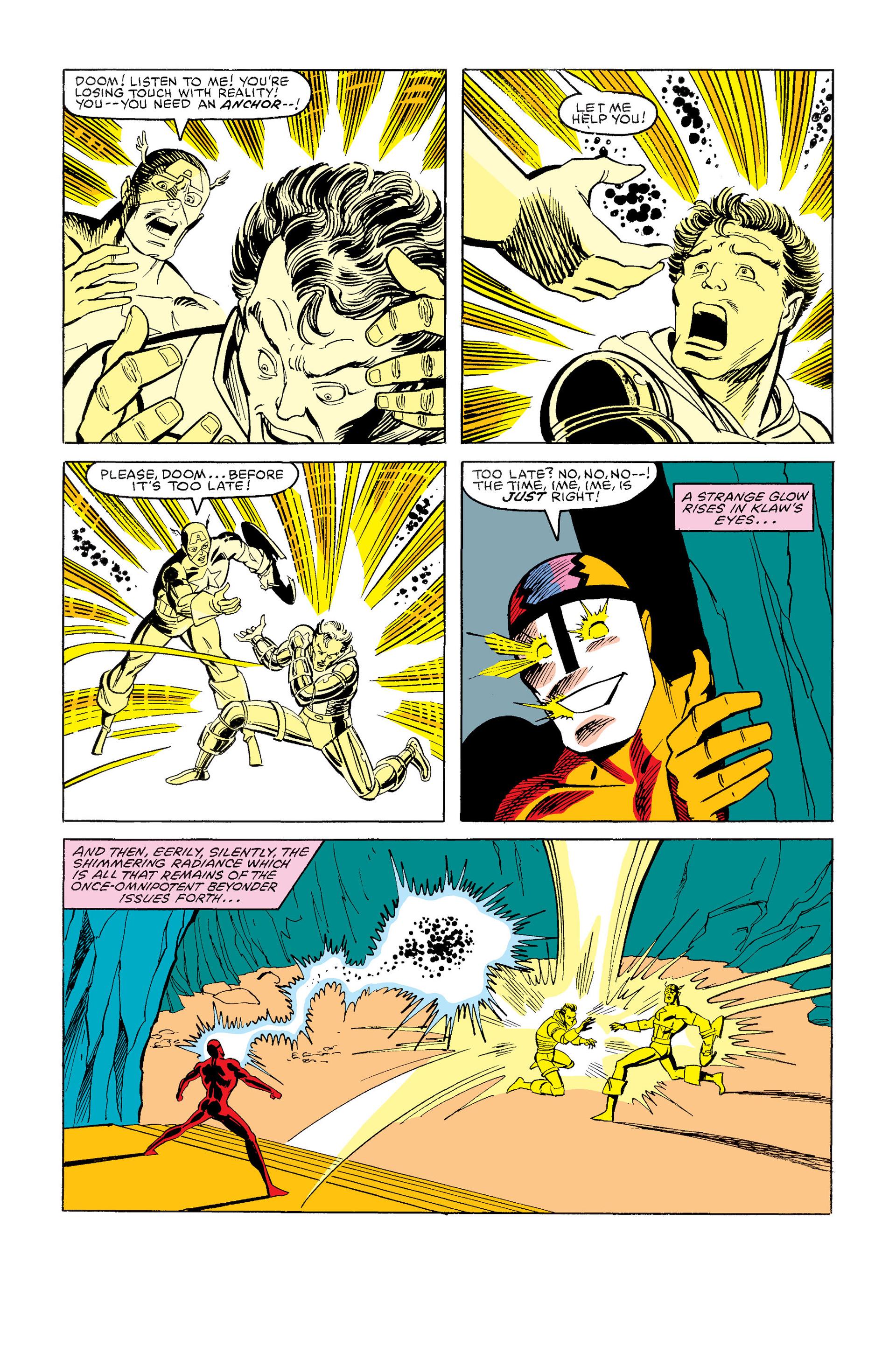 Read online Secret Wars (1985) comic -  Issue #12 - 32