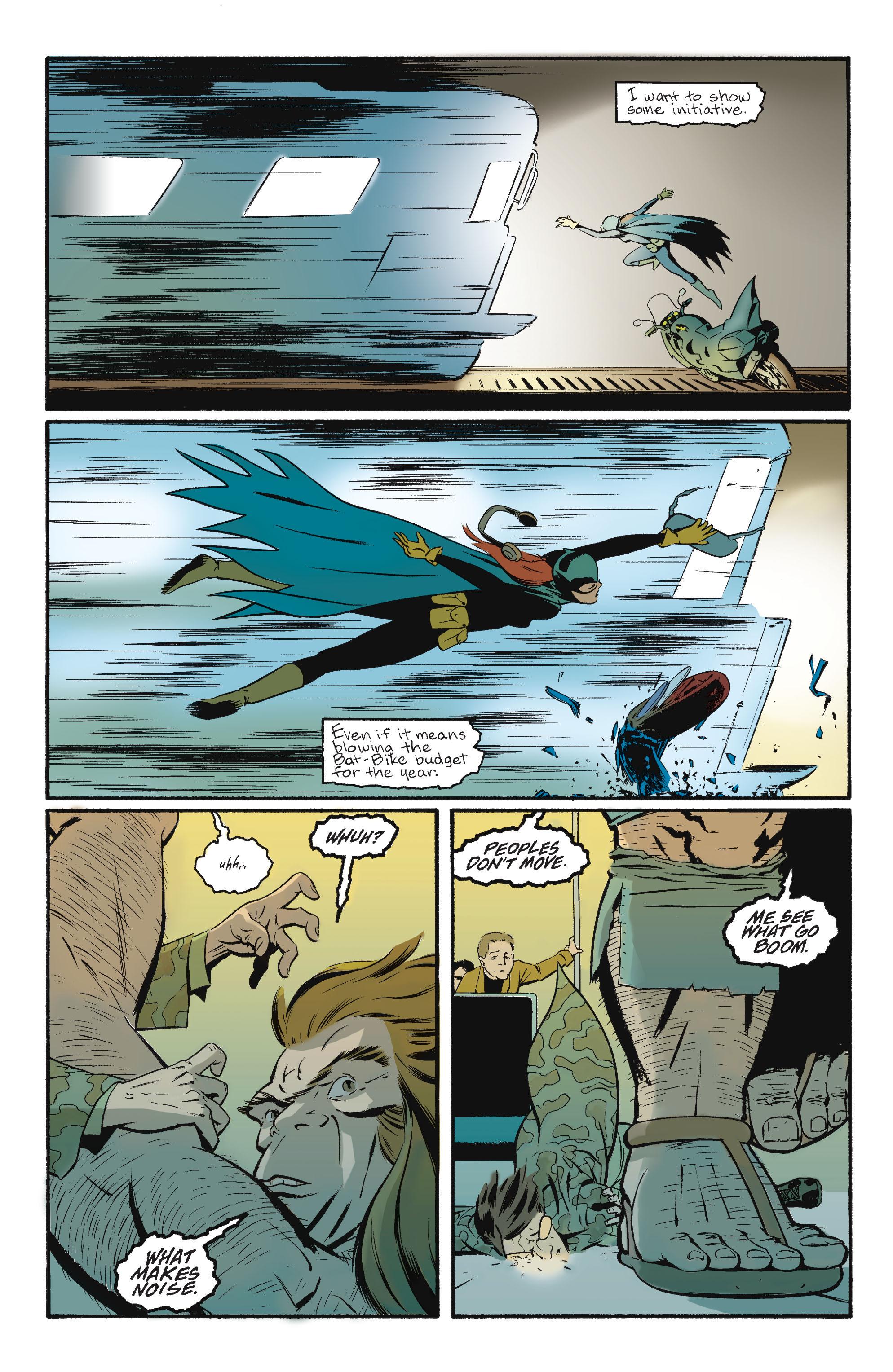 Read online Batgirl/Robin: Year One comic -  Issue # TPB 2 - 166