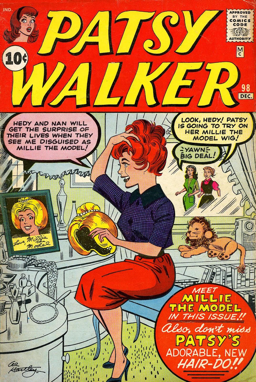 Patsy Walker 98 Page 1
