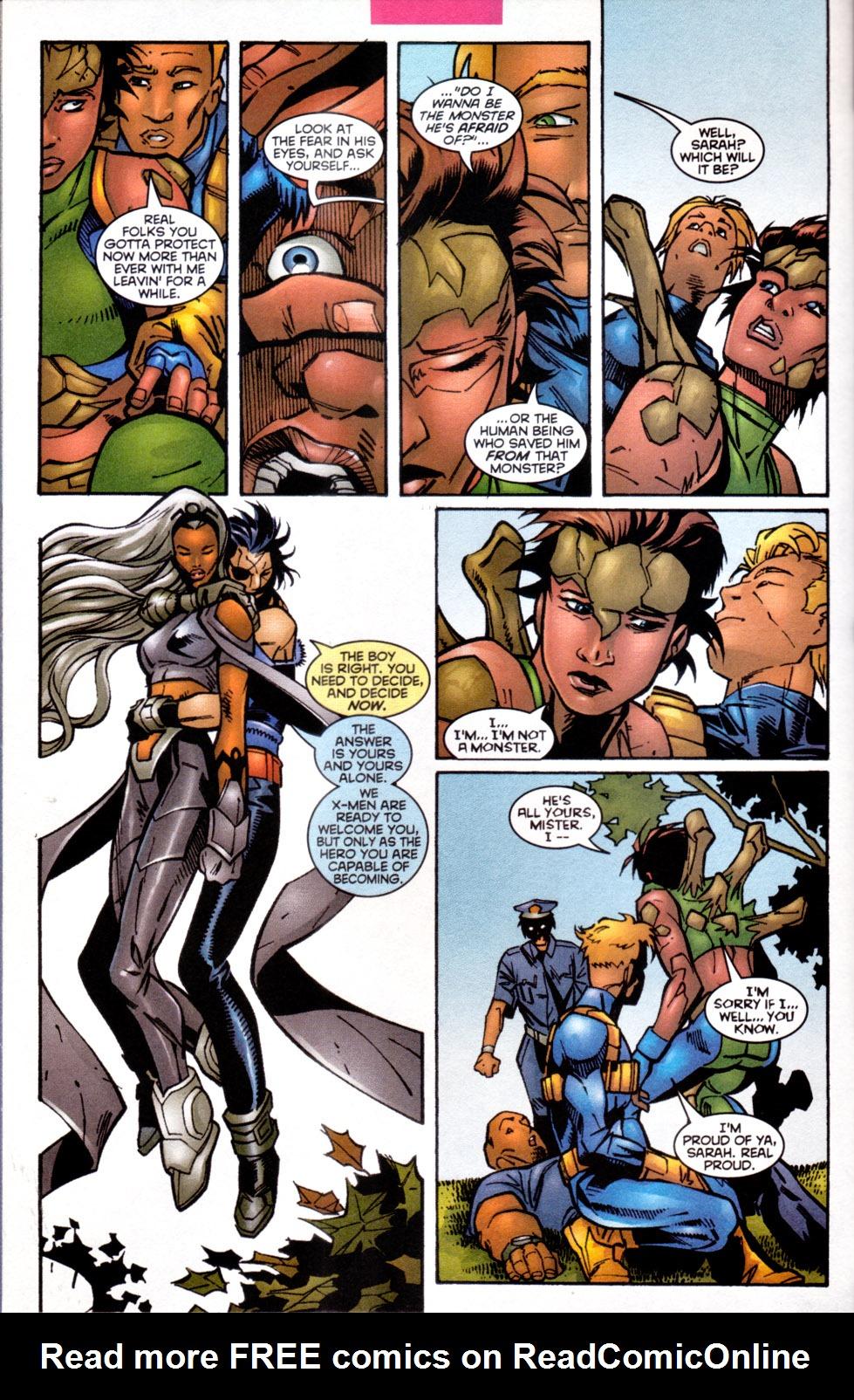 X-Men (1991) 79 Page 19