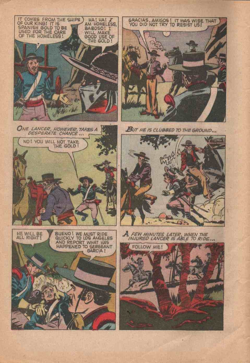 Zorro (1966) issue 6 - Page 4