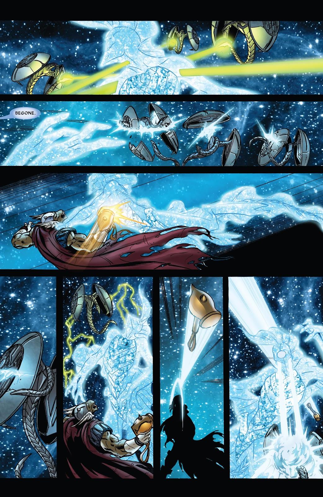 Read online Thor: Ragnaroks comic -  Issue # TPB (Part 4) - 20