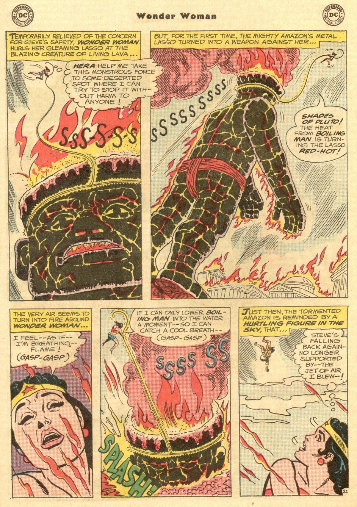 Read online Wonder Woman (1942) comic -  Issue #154 - 30