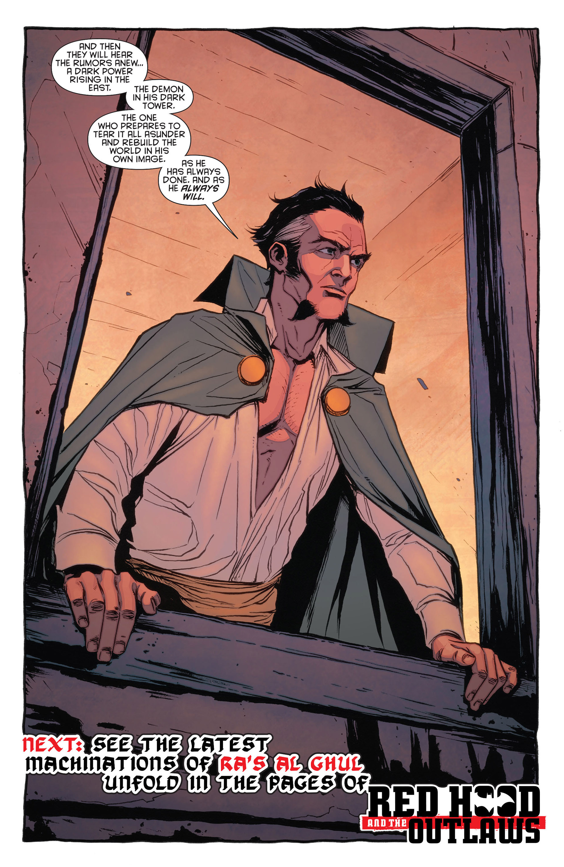 Read online Batman and Robin (2011) comic -  Issue #23.3 - 18