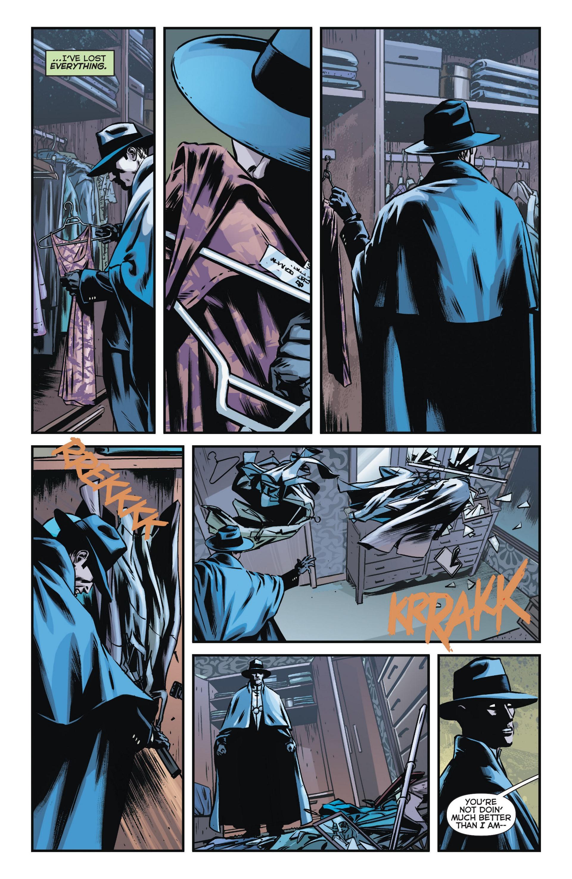 Read online Trinity of Sin: The Phantom Stranger comic -  Issue #12 - 11