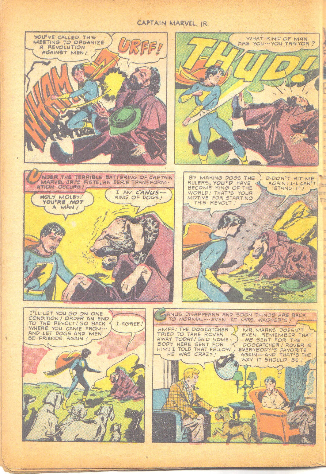 Captain Marvel, Jr. issue 95 - Page 31