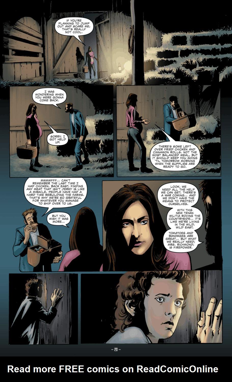 Read online Jericho Season 4 comic -  Issue #2 - 22