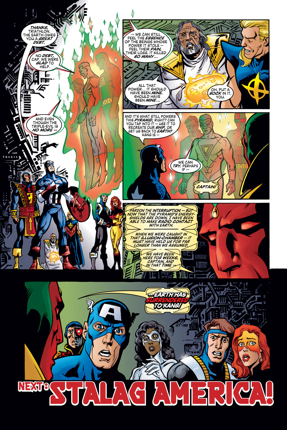 Read online Avengers (1998) comic -  Issue #50 - 38
