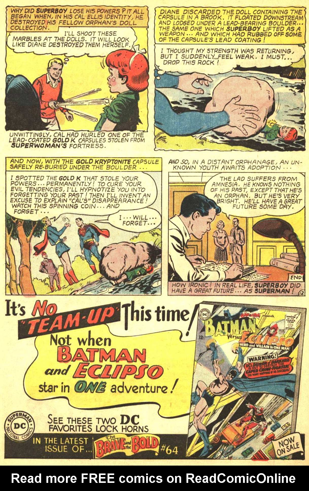 Read online Action Comics (1938) comic -  Issue #333 - 32
