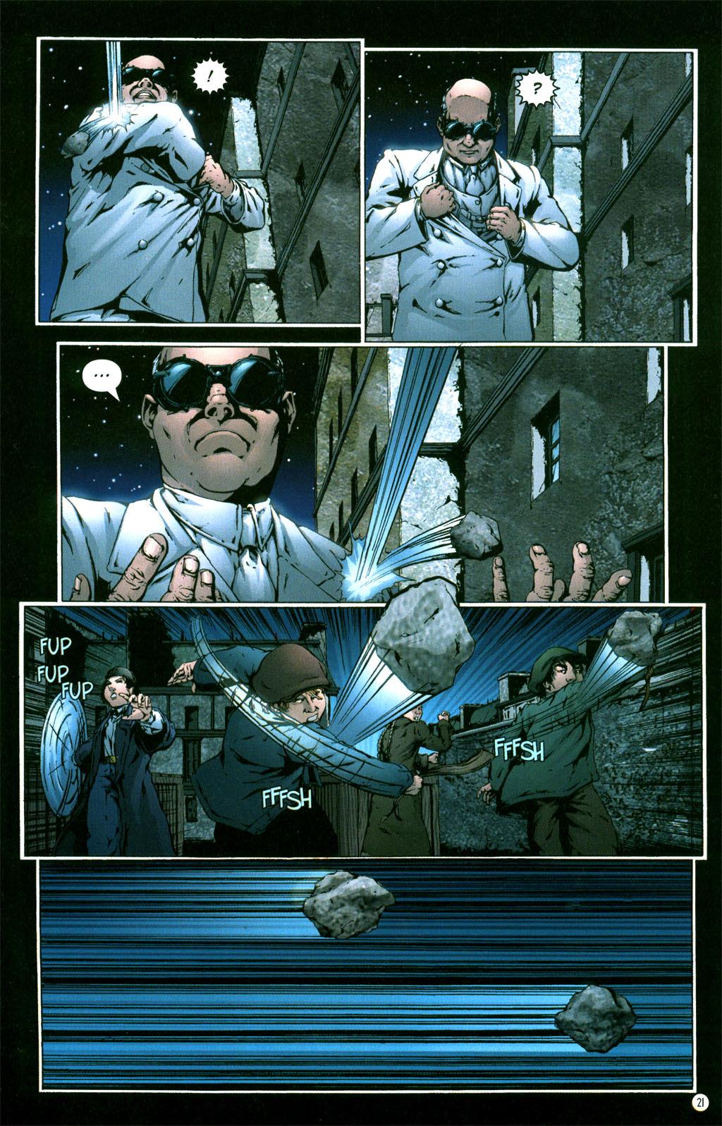 Read online Rex Mundi comic -  Issue #5 - 23