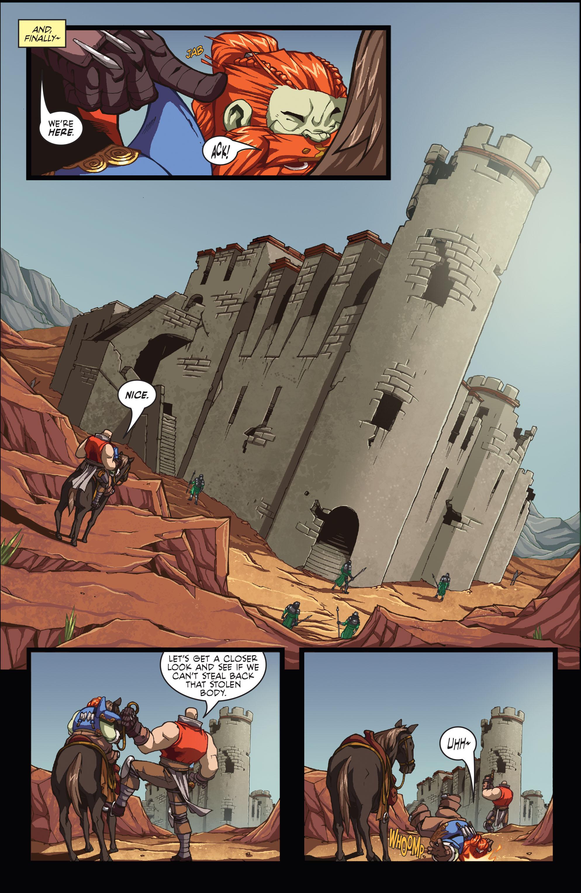 Read online Skullkickers comic -  Issue #3 - 12