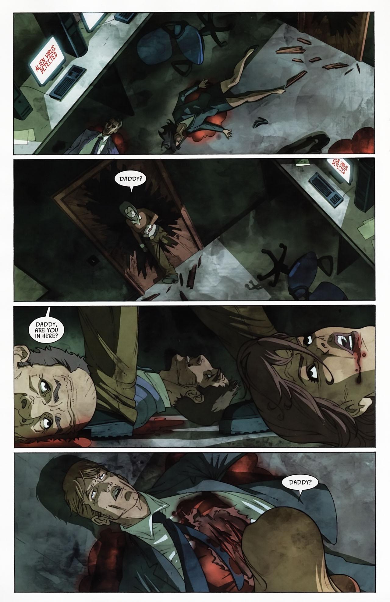Read online Secret Invasion: Front Line comic -  Issue #4 - 9