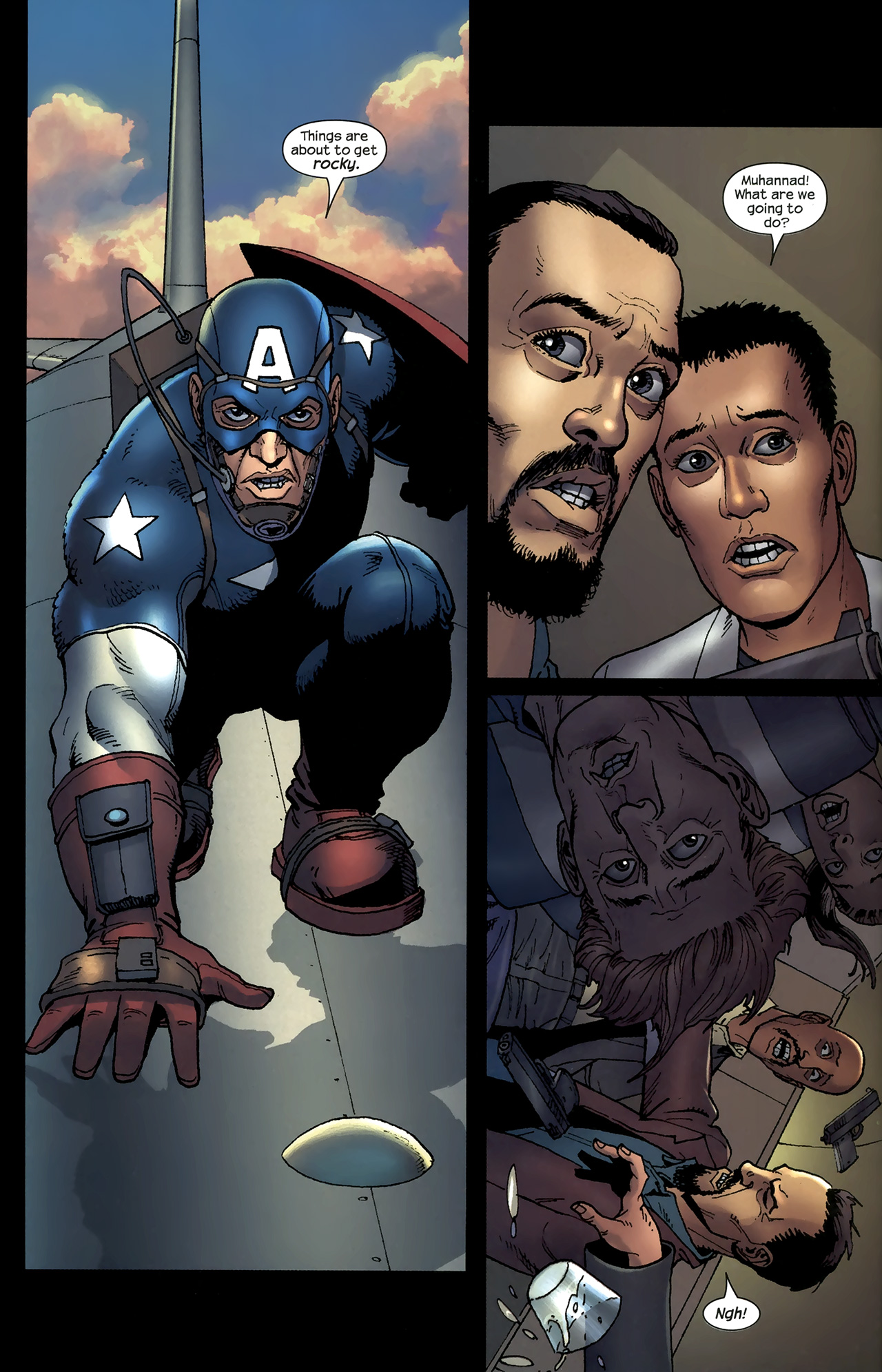 Read online Ultimates 2 comic -  Issue # _Annual 1 - 5