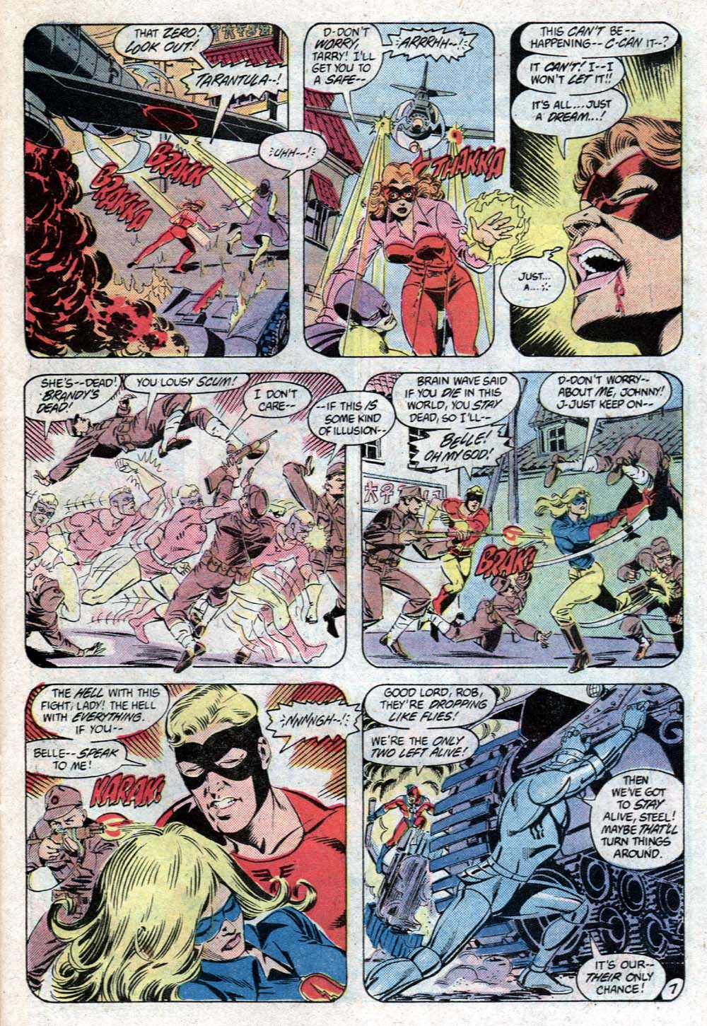 Read online All-Star Squadron comic -  Issue #20 - 10