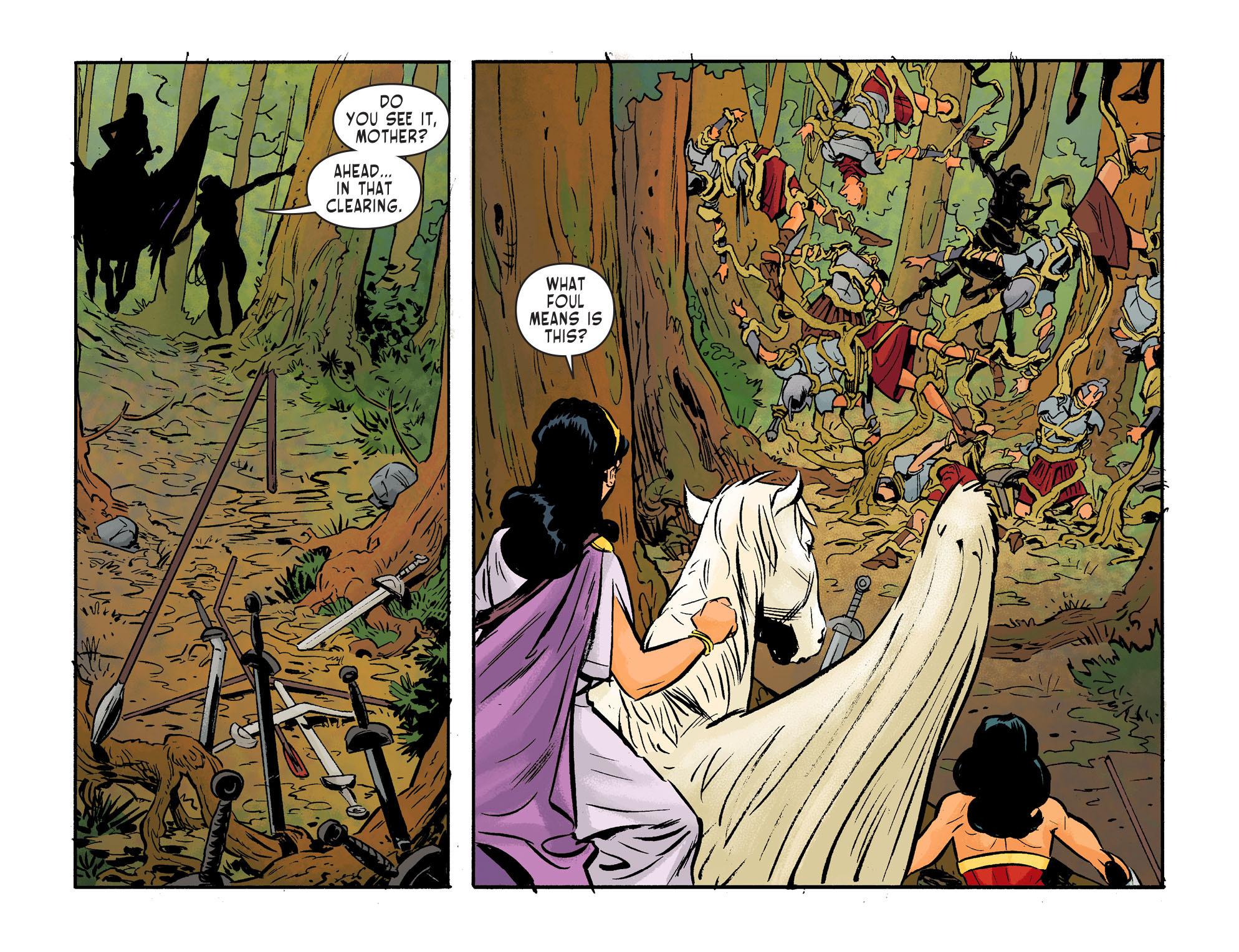 Read online Sensation Comics Featuring Wonder Woman comic -  Issue #31 - 7