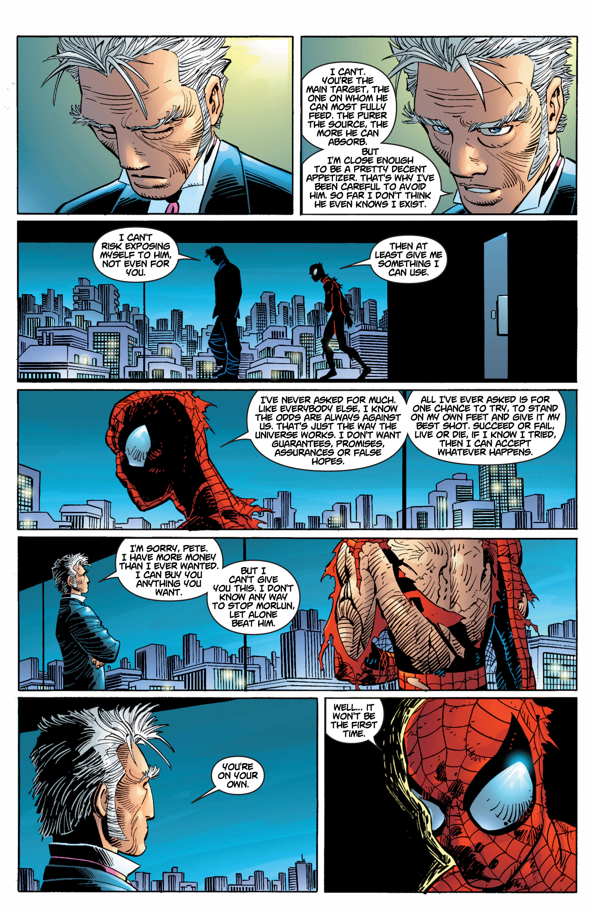 The Amazing Spider-Man (1999) 34 Page 2
