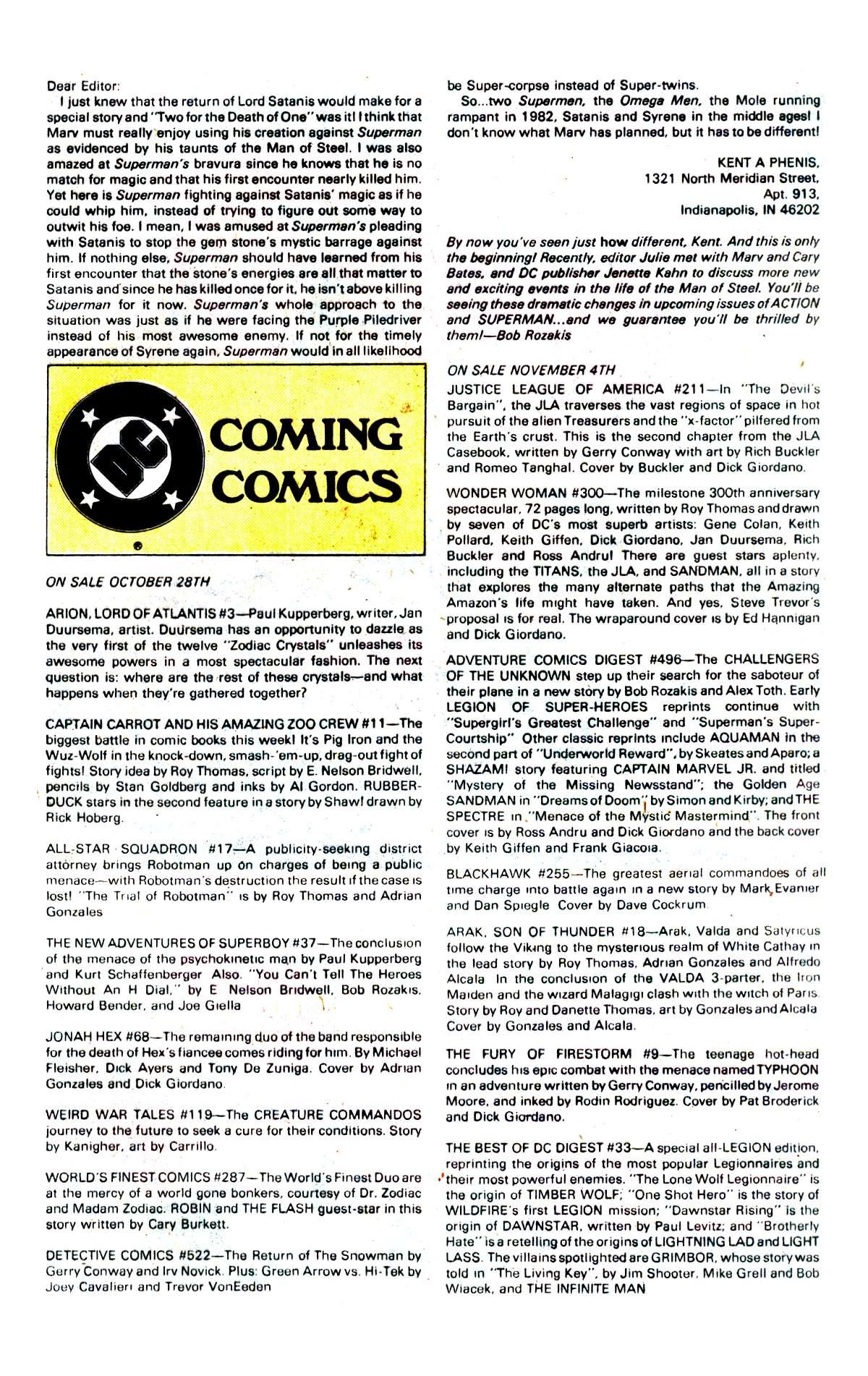 Action Comics (1938) 539 Page 25