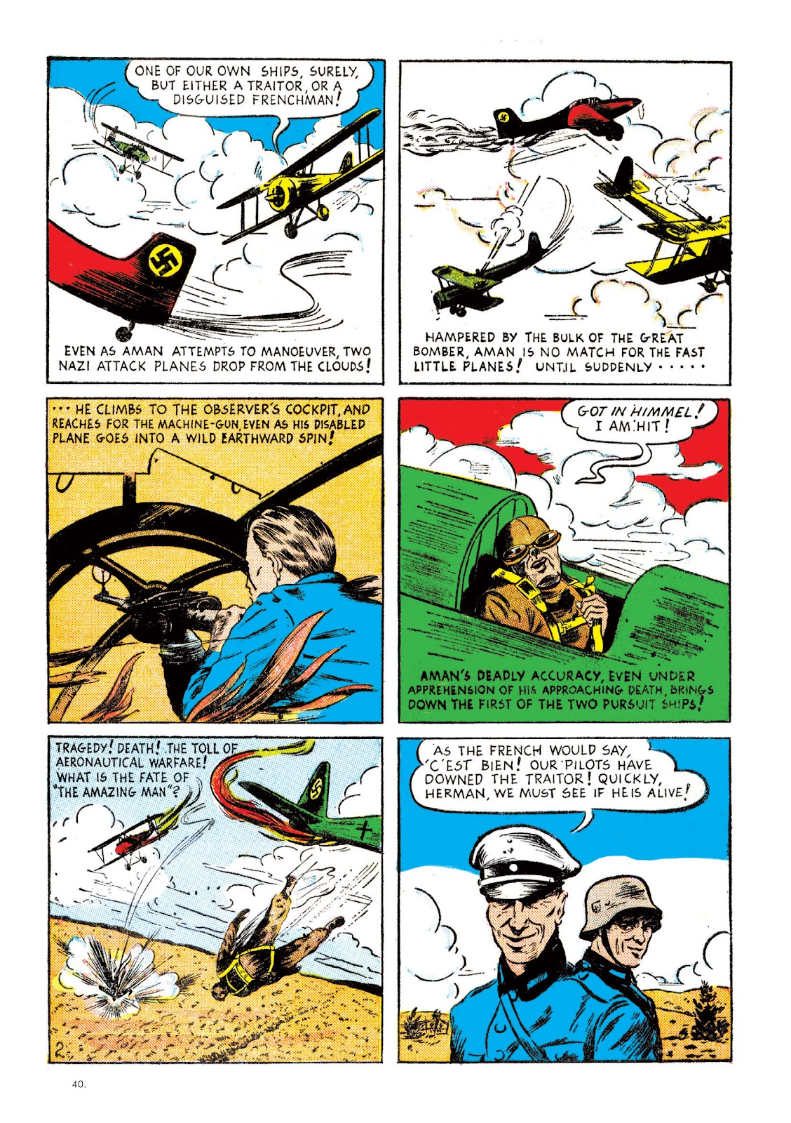 Read online The Bill Everett Archives comic -  Issue # TPB 2 (Part 1) - 41