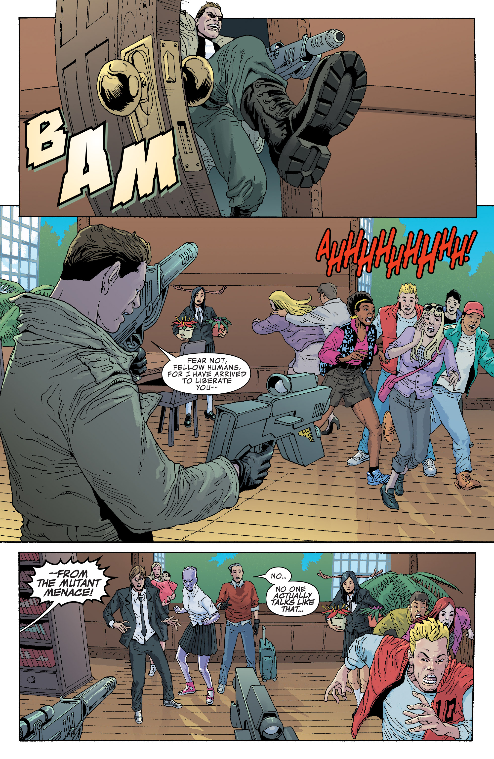 Read online Generation X (2017) comic -  Issue #2 - 13