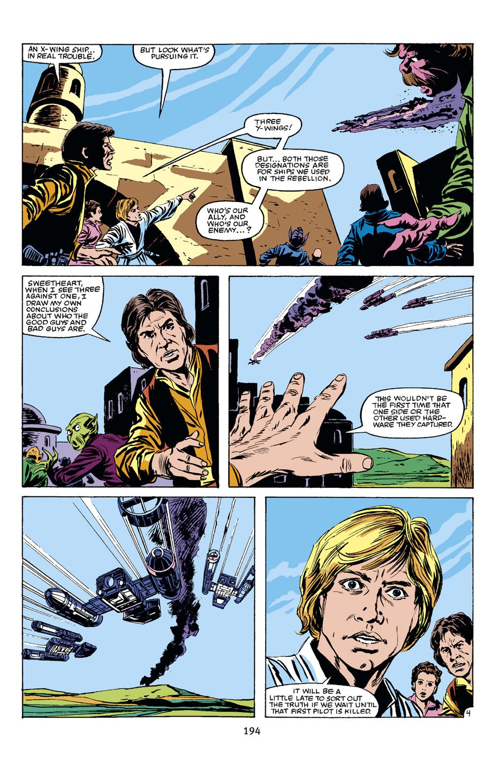 Read online Star Wars Omnibus comic -  Issue # Vol. 21 - 186