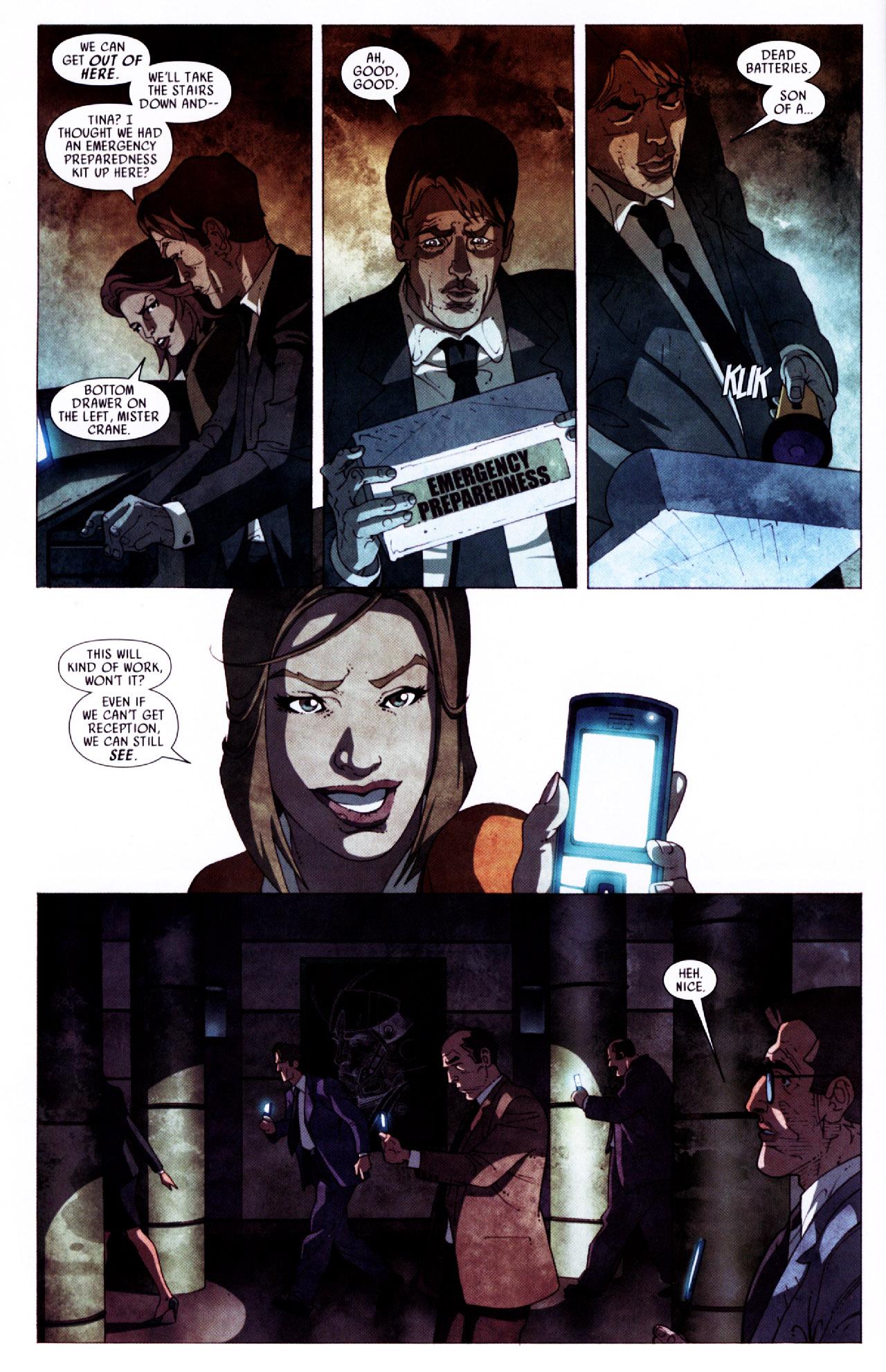 Read online Secret Invasion: Front Line comic -  Issue #2 - 15