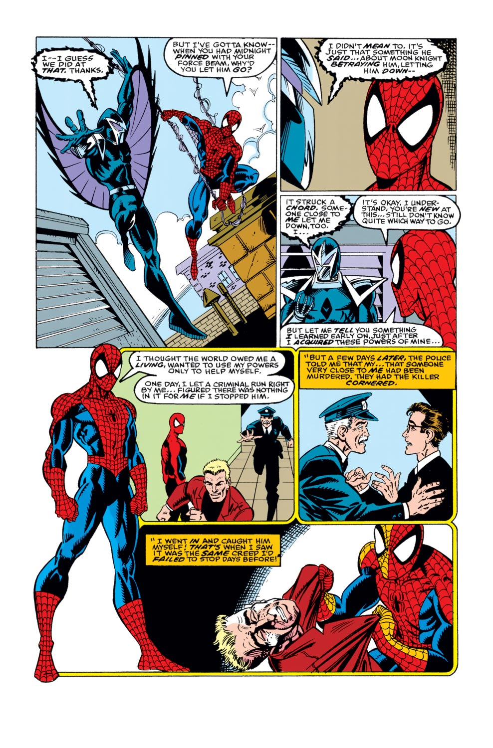 The Amazing Spider-Man (1963) 354 Page 4
