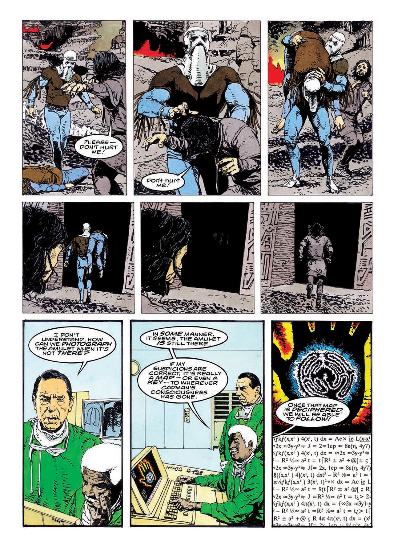 Read online Mazeworld comic -  Issue # TPB - 171