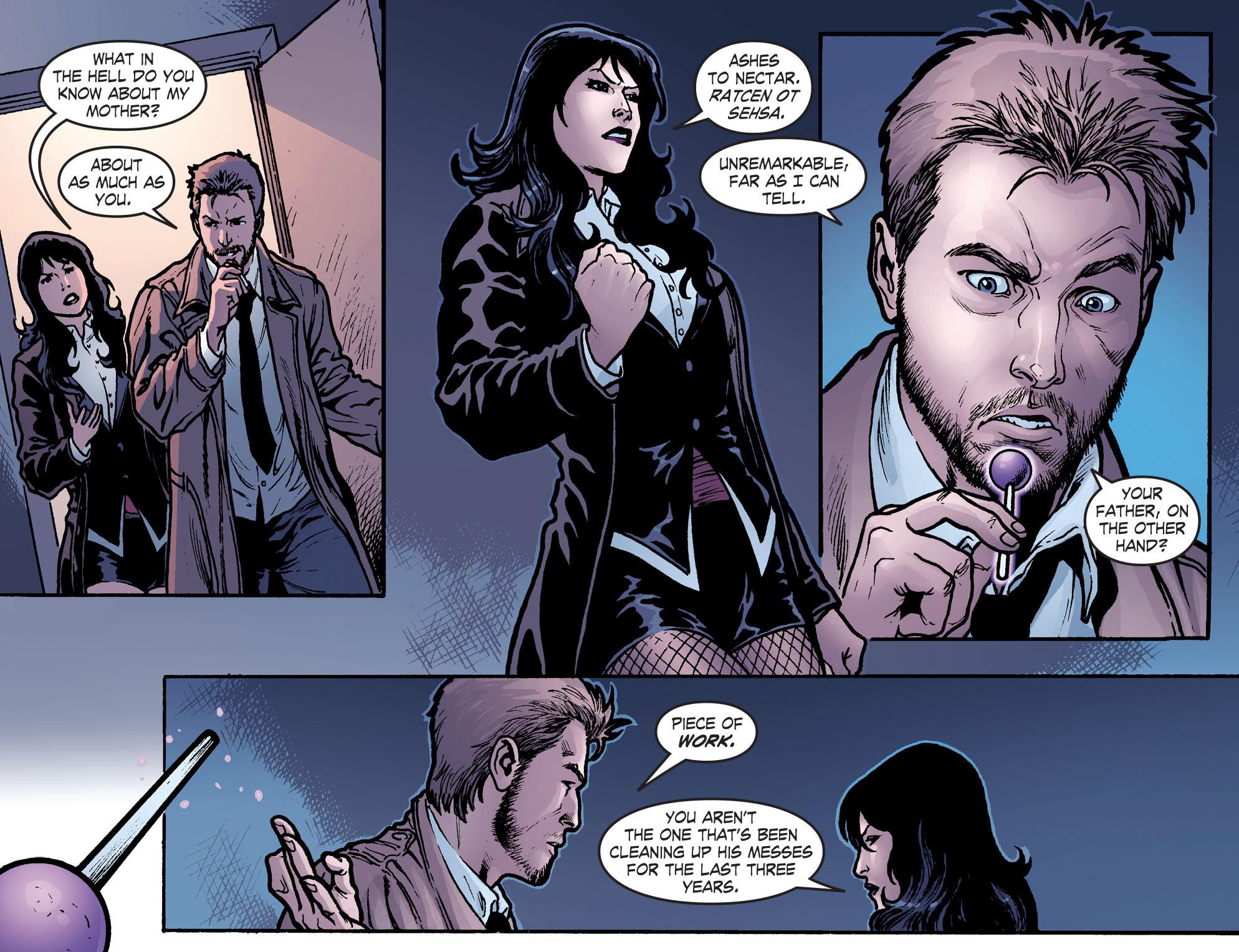 Read online Smallville: Harbinger comic -  Issue #2 - 11