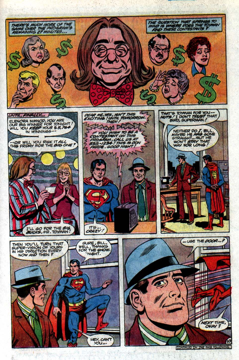 Read online Action Comics (1938) comic -  Issue #561 - 11