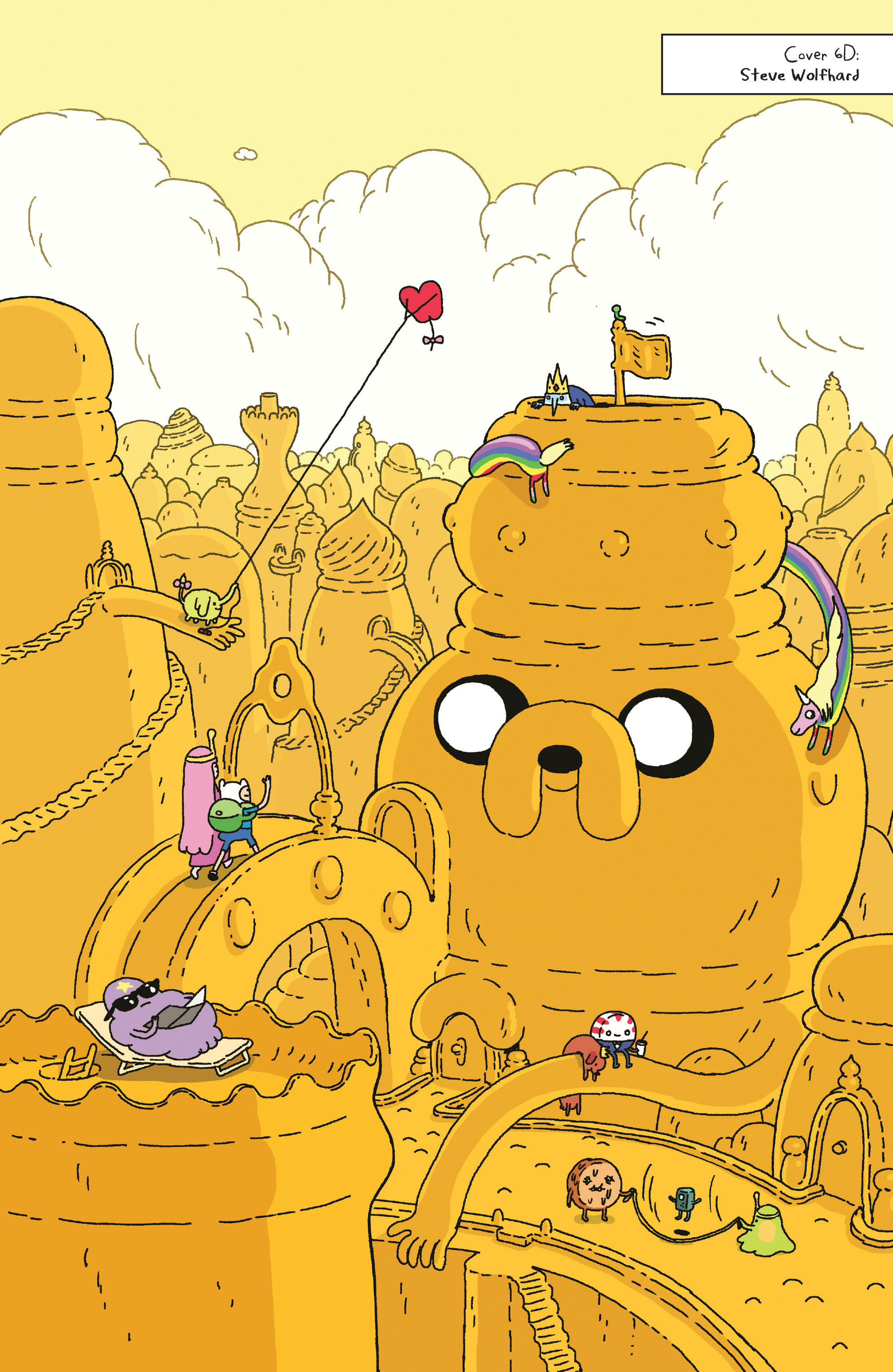 Read online Adventure Time comic -  Issue #Adventure Time _TPB 2 - 101