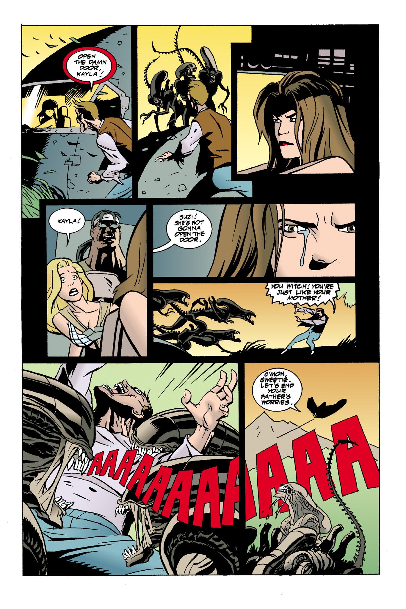 Read online Aliens: Mondo Heat comic -  Issue # Full - 24