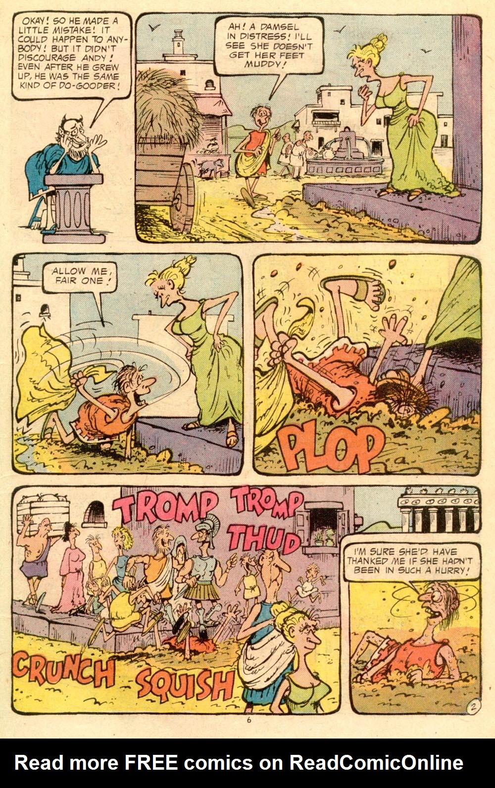 Read online Plop! comic -  Issue #10 - 7