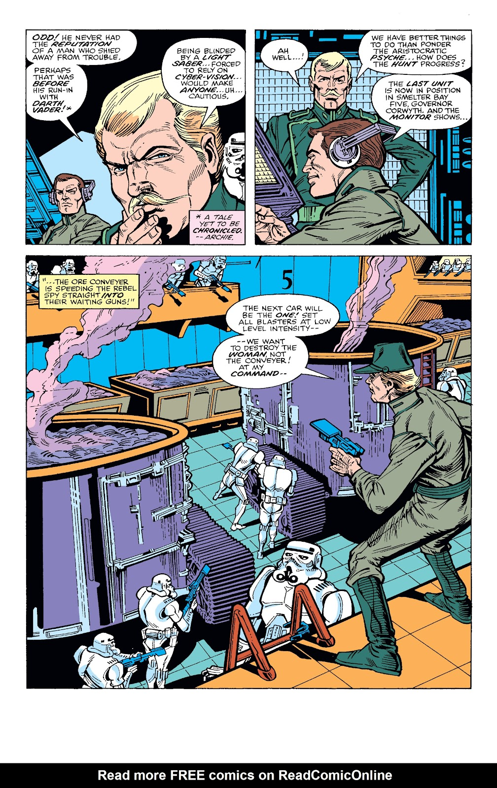 Read online Star Wars Legends: The Original Marvel Years - Epic Collection comic -  Issue # TPB 2 (Part 2) - 23